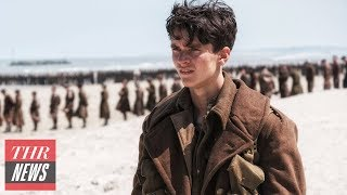 'Dunkirk': 5 Things to Know Before Watching Christopher Nolan's New War Drama | THR News
