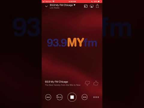 939 MYfm Switches to Christmas Music! 1172017