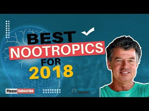 Best Nootropics for 2018