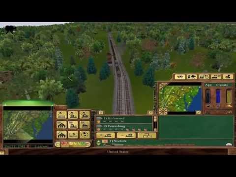 Railroad Tycoon 3 - 05 - The War Effort (Gold Medal)