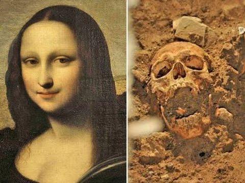 Mona Lisas Grave Site Found  YouTube