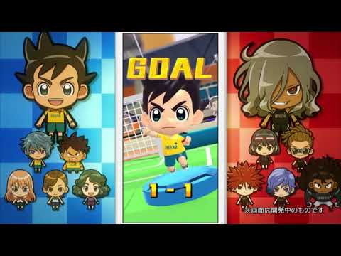 Inazuma Eleven ARES : Gameplay IOS Android