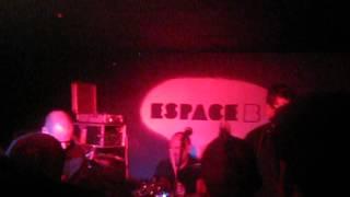 dirge,falling ,espace b, en concert, live, paris, 2013