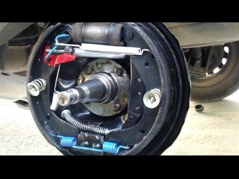 Frenos traseros de tambor Chevrolet Chevy/Corsa