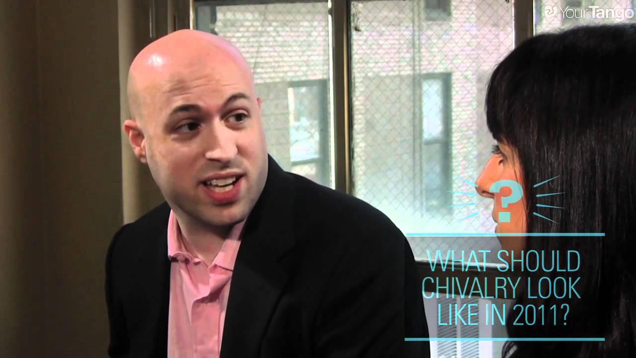 Should men always be chivalrous