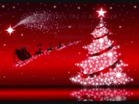 Canzone Aria Di Natale.Aria Di Natale Testo Youtube