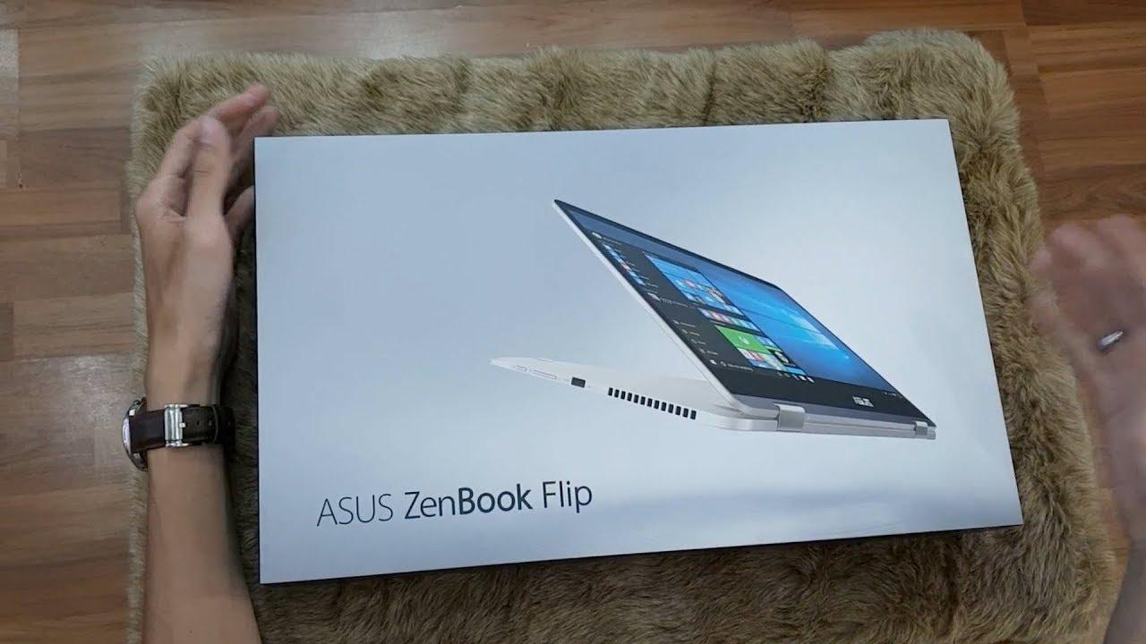 Trên tay Asus Zenbook 14 UX461 – Bản lề 360 độ, màn hình cảm ứng, có bút stylus đi kèm