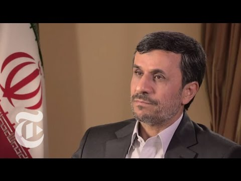 Opinion - Interview with Mahmoud Ahmadinejad | The New York Times