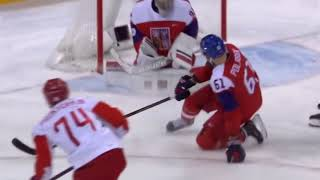 Cesko Rusko 2018 semifinale ZOH