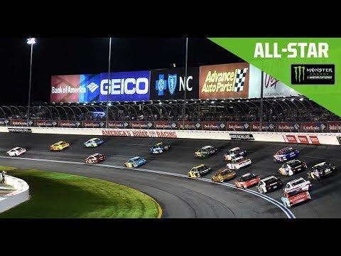 Monster Energy NASCAR Cup Series - Full Race - Monster Energy NASCAR All-Star Race