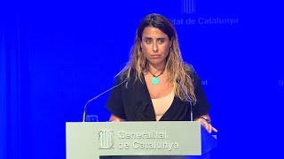 Catalunya prevé prorrogar una semana el toque de queda