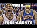 WHAT IF EVERY NBA TEAM RELEASED THEIR BEST PLAYER?