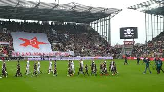 Fc st.pauli - sv sandhausen saison 2019/20
