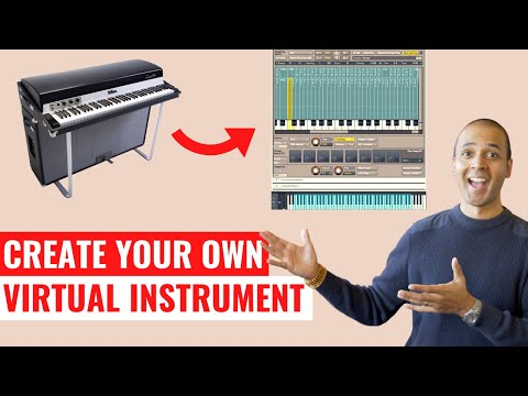 How To Make A VIRTUAL INSTRUMENT For Any DAW