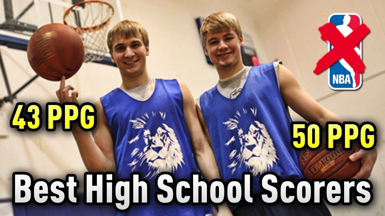 The Brothers Who Were Both The Nation's TOP SCORER In High ...