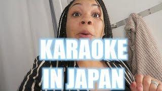 HER BIRTHDAY IN JAPAN KARAOKE! WHITAKERS WAY VLOGS