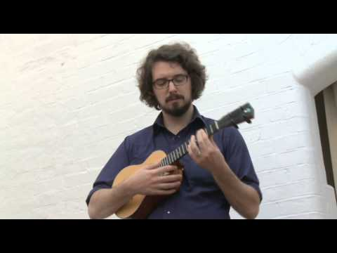"James Hill Plays Ukulele Jazz Style After You""ve Gone"