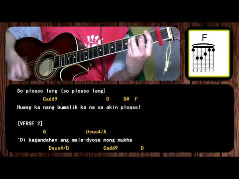 The Labo Song by Kaye Cal - GUITAR CHORDS and LYRICS ONLY