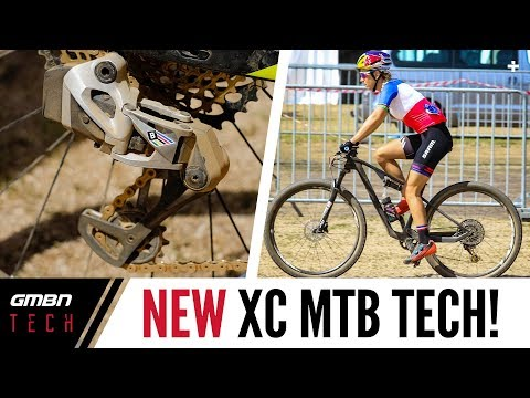 New & Prototype XC MTB Tech + SRAM Wireless MTB Shifting | World Cup Tech From Stellenbosch