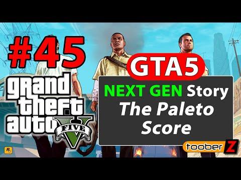 GTA 5 Story Mission #45 The Paleto Score (Heist) Video