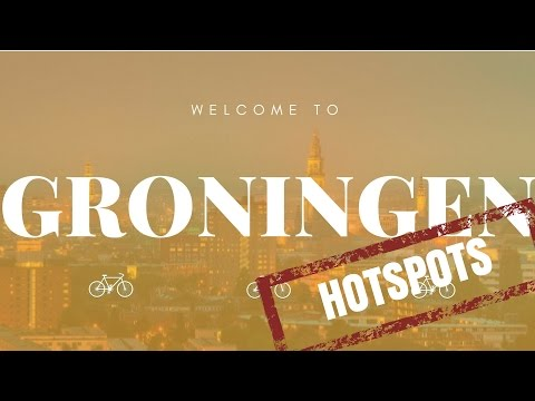 WELCOME TO GRONINGEN - Episode 1