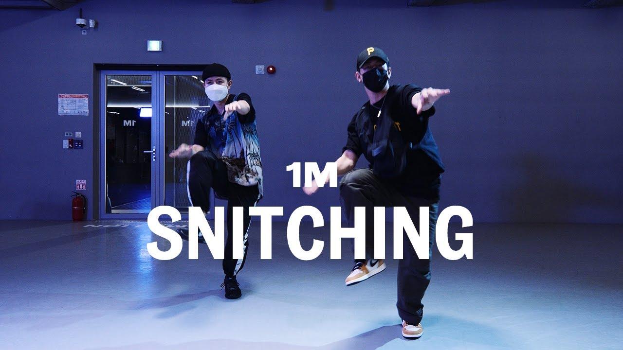 POP SMOKW - Snitching / Taehoon Kim X Jinstar Choreography