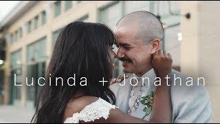Lucinda + Jonathan