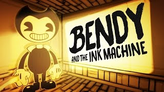 IF MICKEY MOUSE WAS A DEMON | Bendy And The Ink Machine - Chapter 1