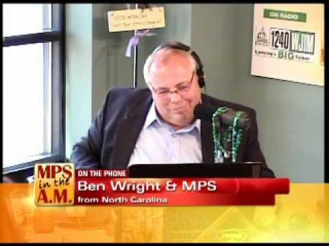 Ben Wright on MPS