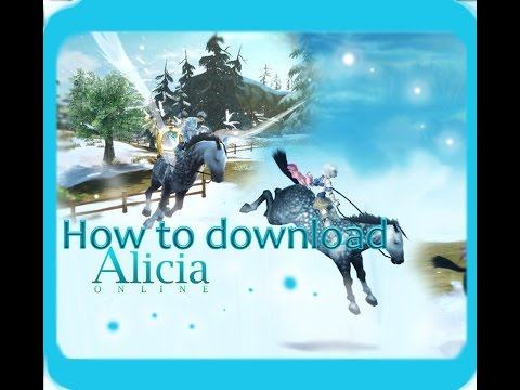 Alicia online 2015 - how to download and play!