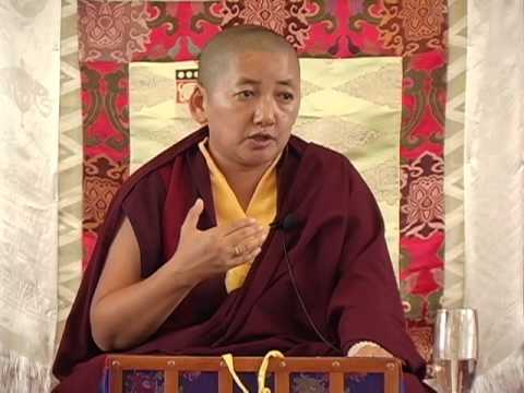 Jetsun Khandro Rinpoche teaches on Nagarjuna text 2/6