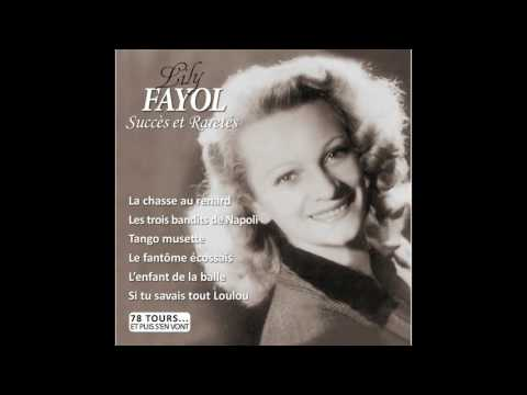 Lily Fayol - Le samedi soir à Paris