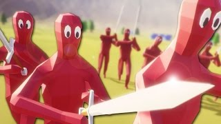 DERPIEST BATTLES! | Totally Accurate Battle Simulator (TABS)