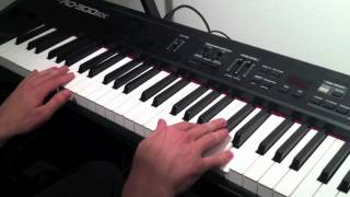 how to play good day by nappy roots piano tutorial