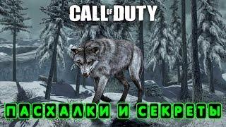 ТОП 10 Пасхалок и секретов в Call of Duty