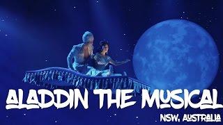 Aladdin The Musical NSW Australia