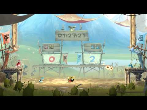 Rayman Legends - E3 2013 - Gameplay Trailer [UK]