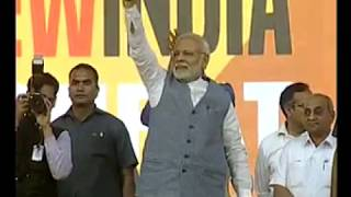 PM Modi flags off 'Run for New India' Marathon in Surat thumbnail