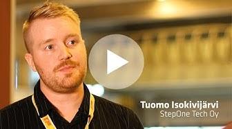 Tuomo Isokivijärvi (StepOne Tech Oy): Bioetanolipäivitys käytännössä