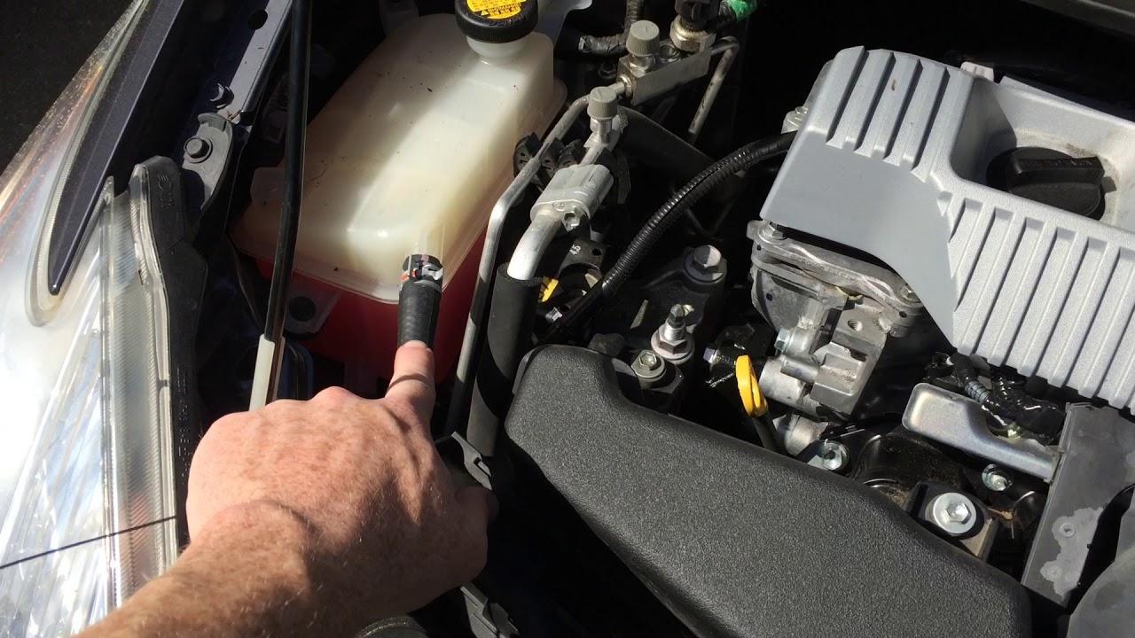 Prius Gen 3 - One Common Vibration Fix