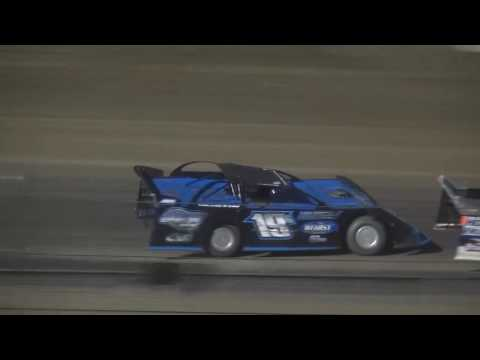IMCA Deery Brothers Late Model Summer Series feature Independence Motor Speedway 4/22/17