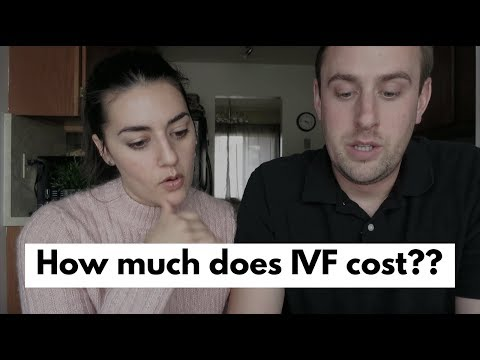 How Much Does IVF Cost? Actual Numbers!