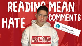 READING MEAN HATE COMMENTS!!! *HURTFUL*
