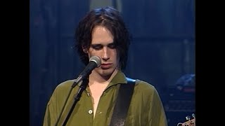 Jeff Buckley - So Real   120 Minutes - MTV   New York, 1/10/1995