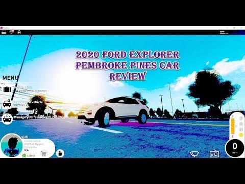 2020 FORD EXPLORER PEMBROKE PINES CAR REVIEW