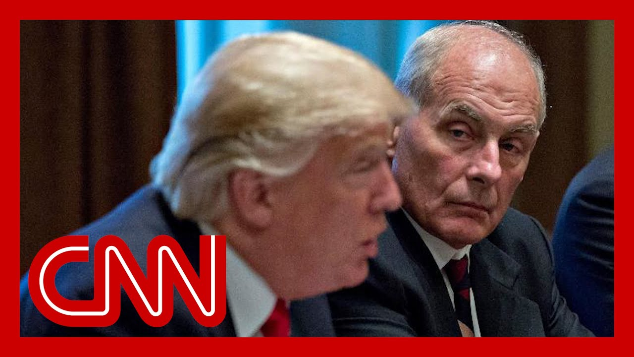 John Kelly: I would vote to remove Trump