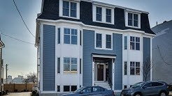 539B and 541B Sumner Street East Boston MA 02128. Two Waterfront condos for rent.