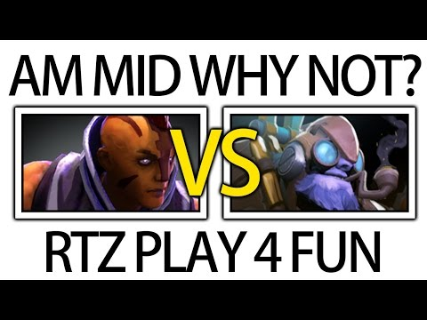 AM Mid Carry by Arteezy Why Not? IDC I play 4 Fun Dota 2