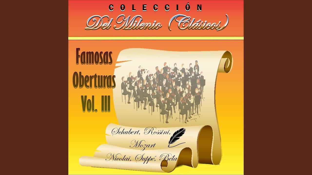 Various Oberturas Célebres