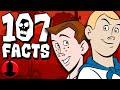 107 Venture Bros. Facts YOU Should Know - (ToonedUp #142) | ChannelFrederator
